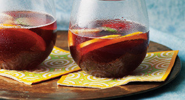 Mother's Day Wine Recipes