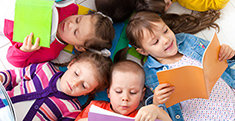 Sign Up To Support Child Literacy