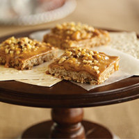 Pumpkin Butterscotch Fudge Bars