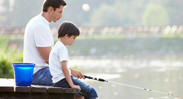 Utilities and licenses at h e b for Do senior citizens need a fishing license