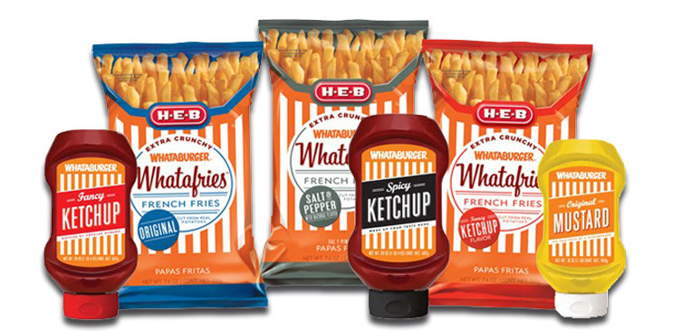 Whataburger Enters Retail Market With Popular Condiments - Whataburger us map