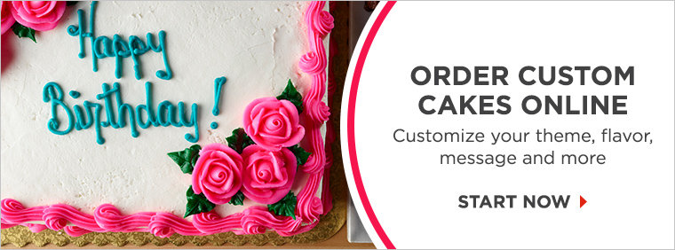 Shop Heb Cakes Quick Amp Easy Online Ordering