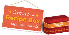 Create a Recipe Box