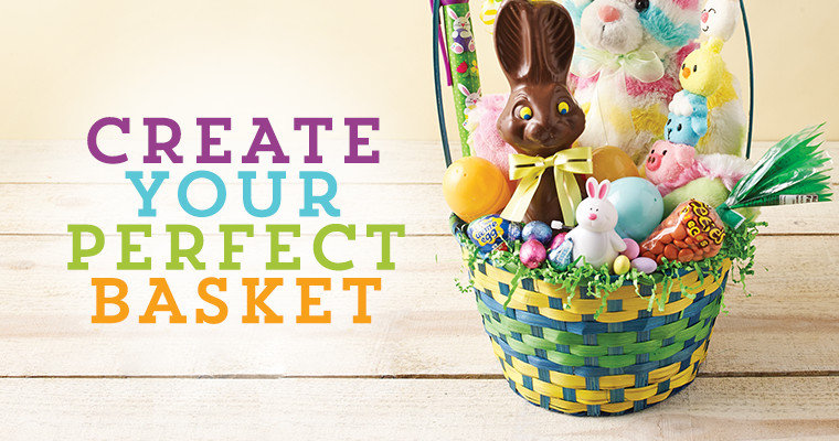 Ideas for homemade easter baskets heb easter basket guide negle Images