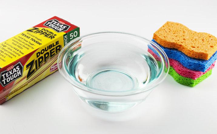 Do It Yourself Sponge Ice-Packs