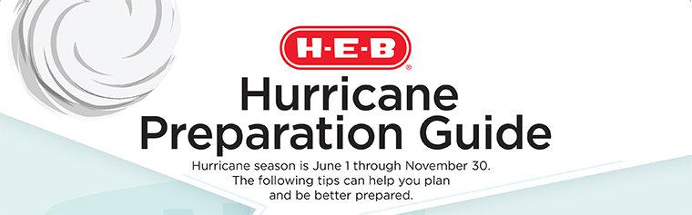 Hurricane Preparation Guide