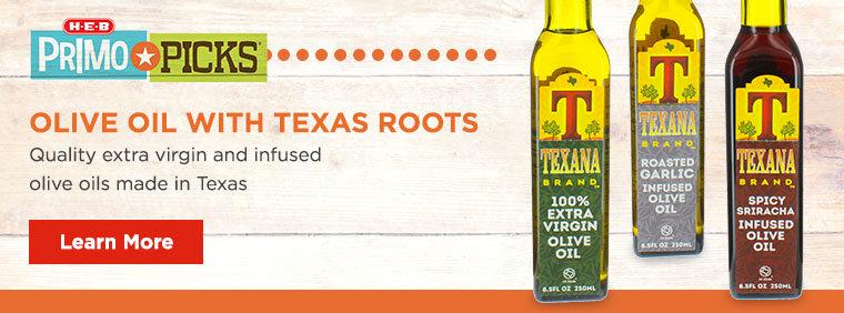 Texana Olive Oil