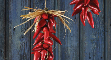 How to Make a Chile Ristra