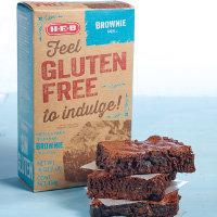 H-E-B Gluten Free Brownie Mix