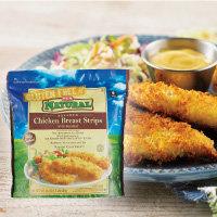 H-E-B Natural Gluten Free Chicken Breast Strips