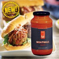 Four J Meatball Sauce