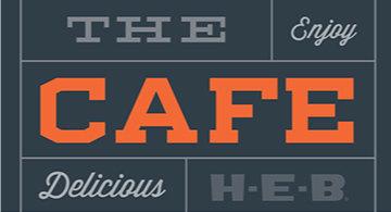 Cafe at H-E-B