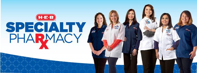 specialty prescriptions h e b pharmacy