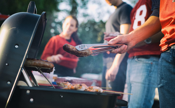 Game Day Grilling Image