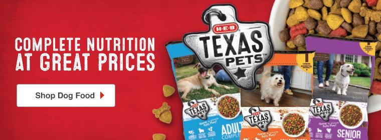 Pet - Shop HEB Everyday Low Prices Online