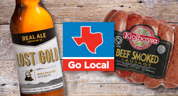 February 21 - March 6: From local Texas products to Texas-style recipes, we  have all you need to celebrate all things Texan. Find everything you need  for a ...