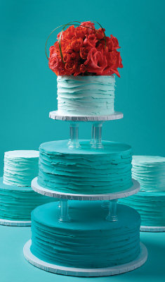 Modern Bride Wedding Cake Designs Heb
