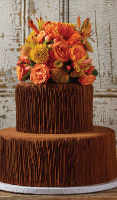 Rustic Bride Wedding Cake Designs Heb