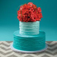 Modern Bride Cake Designs