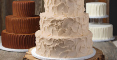 Wedding Cakes HEB