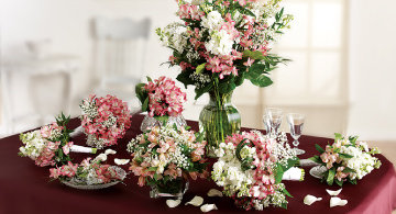 Wedding Flowers Heb