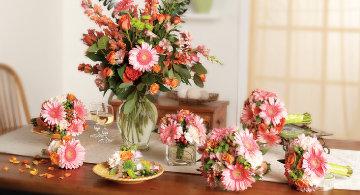 Wedding Flowers Heb