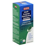 Contact Lens Solution & Cases