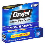 Topical Oral Pain Relief