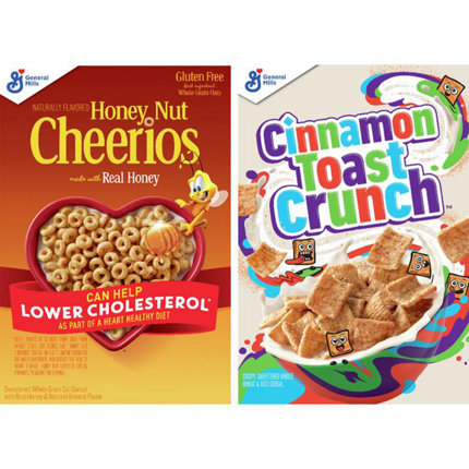 General Mills Fruity Cheerios Cereal