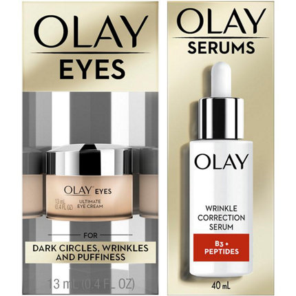 Olay Eyes Brightening Eye Cream For Dark Circles Shop Eye Cream