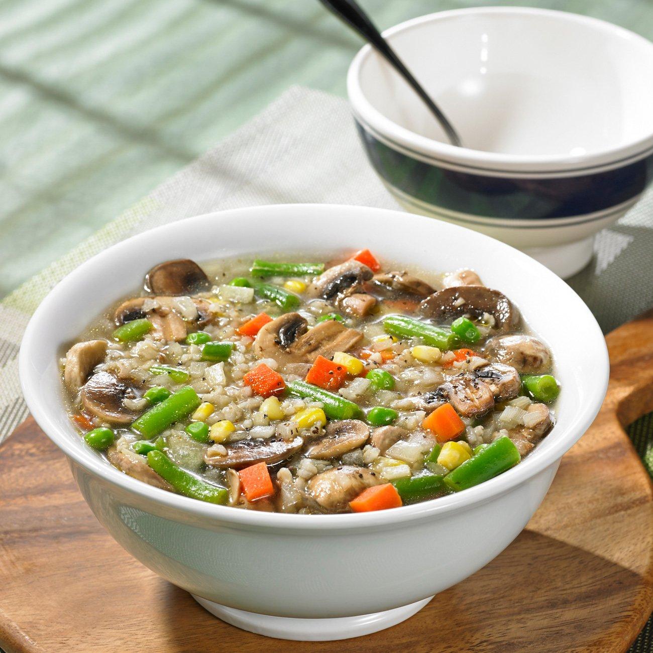 One-Pot Vegetable Soup Recipes
