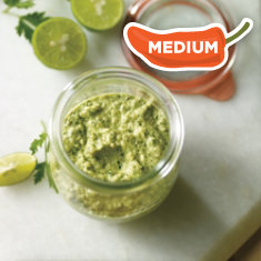 Hatch Pepper Pesto
