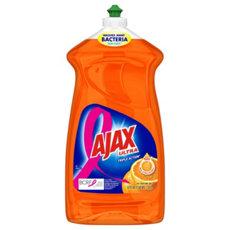 Ajax Dish Triple Action Orange