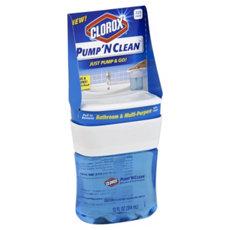 Clorox Pump N Clean Bathroom & Multi Purpose