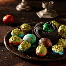 Deviled Dragon Eggs