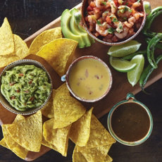 Fiesta Dip Platter
