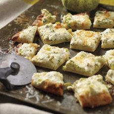 Hatch Ricotta Pizza Bianco Recipe