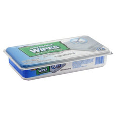 Hill Country Fare Disposable Wipes Wet Floor Mop Cloths