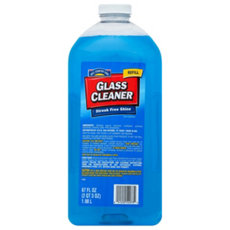 Hill Country Fare Glass Cleaner With Ammonia