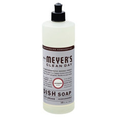 Mrs. Meyers Clean Day Liquid Dish Cleaner