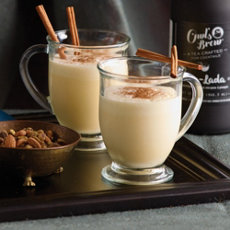 healthy swap for egg nog