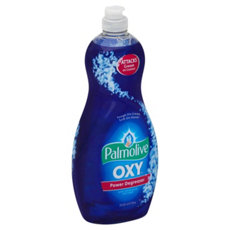 Palmolive<sup>&reg;</sup> Ultra Dish Liquid Oxy<sup>&trade;</sup> Power Degreaser