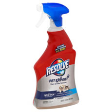 Resolve® Pet Stain Remover Carpet Cleaner