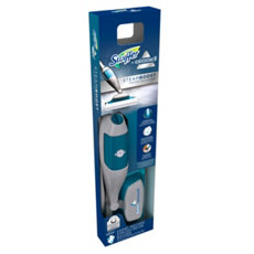 Swiffer<sup>&reg;</sup> Steamboost<sup>&trade;</sup> powered by BISSELL<sup>&reg;</sup> Steam Mop Starter Kit