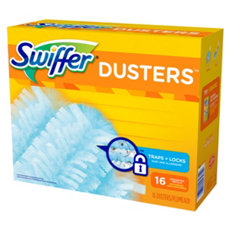 Swiffer<sup>&reg;</sup> Dusters<sup>&reg;</sup> Cleaner Refills - Unscented