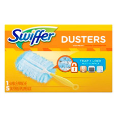 Swiffer<sup>&reg;</sup> Dusters<sup>&reg;</sup> Cleaner Starter Kit