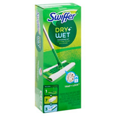 Swiffer<sup>&reg;</sup> Sweeper<sup>&reg;</sup> Floor Mop Starter Kit