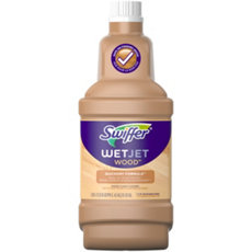 Swiffer® WetJet® Wood Floor Cleaner Solution Refill