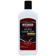 Weiman Glass Cook Top Heavy Duty Cleaner And Polish