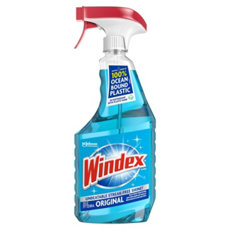 Windex<sup>&reg;</sup> Glass Cleaner Blue Trigger